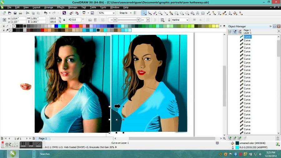 CorelDRAW Graphic Suite X8 Full indir v18 1 0 661 Türkçe