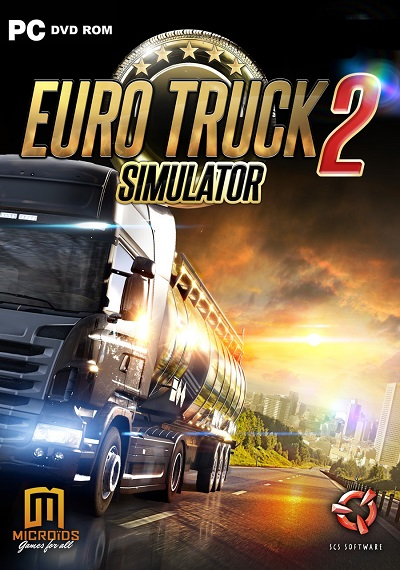 Euro Truck Simulator 2 indir – Tek Link 56 DLC 1 30 2 9s - Full